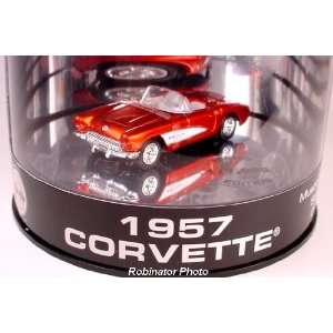 Hot wheels 1957 Corvette   Muscle Car series   2 of 4