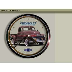1949 Chevrolet Chevy Pickup Truck Wall Clock E002