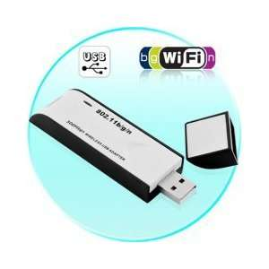 802.11N High Speed Wireless USB Adapter