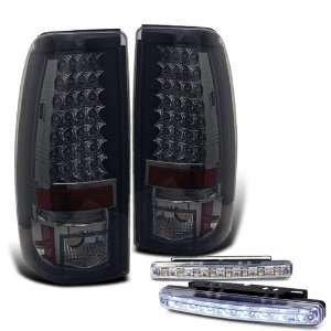 Eautolights 03 06 Chevy Silverado GMC Sierra Full LED Tail