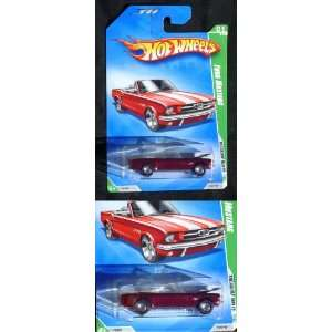 Hot Wheels 2009 Ford Mustang Super Treasure Hunt #1 of 12