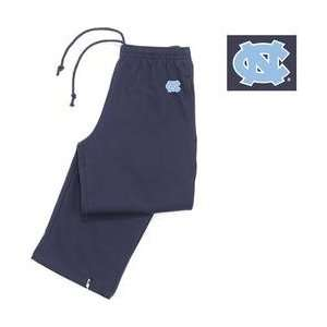 Antigua North Carolina Tar Heels Youth Embroidered Fleece Pant   NC