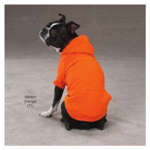 Zack & Zoey Basic Dog Hoodies Hooded Pet Sweatshirt Coats for Dogs XS