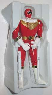 1995 Bandai Power Rangers Zeo Red Ranger Japanese Boxed