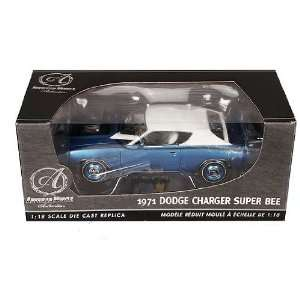 RC2 ERTL Authentics Chase Car   Dodge Charger Super Bee