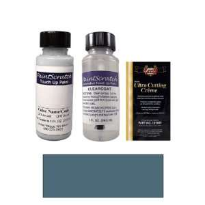 Oz. Twilight Blue Metallic Paint Bottle Kit for 1989 Dodge Ram Van