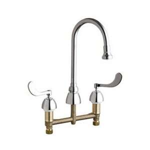 Chicago Faucets 786 ABCP Lavatory Fitting, Deck Mounted