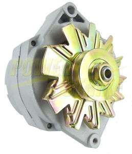 24 Volt Self Exciting One Wire ALTERNATOR Delco 10SI Style Many