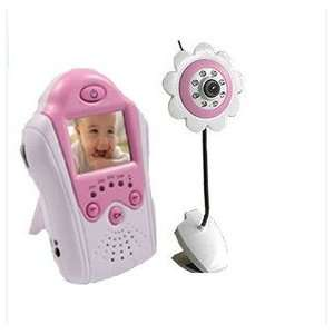 Video Color Baby Monitor/Camera/Detector 2.4GHz Wireless Camera