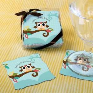 Owl   Look Whooos Having A Baby   Set of 15 Baby Shower