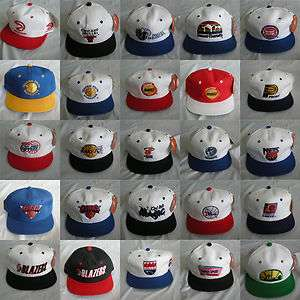 New Rare Vintage Kids Youth (2 4 years) Snapback Cap Hat basketball