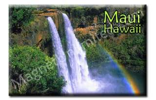 MAUI   HAWAII Souvenir Fridge Magnet #2
