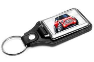 Mini Cooper Exotic Car Keychain NEW