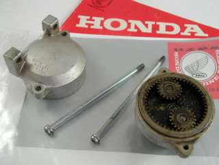 HONDA CB350 CL350 SL350 ELECTRIC STARTER MOTOR PARTS
