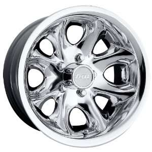Eagle Alloys 118 Polished Wheel (15x8/5x4.5) Automotive