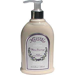 Butter Body Lotion   Wild Blackberry (Mure Sauvage)