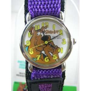 Purple Scooby Doo Sportswatch   Kids Scooby Doo Watch Toys & Games