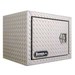 Buyers Aluminum Barn Door Underbody Tool Box Size   30L x
