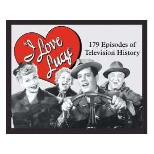 Love Lucy Lucille Ball tin sign #765