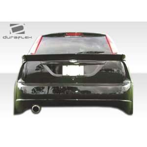 Focus Duraflex Type Q ZX3 Rear Bumper   Duraflex Body Kits Automotive