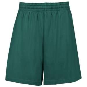 Badger Athletic Cut Cotton Jersey 7 Shorts FOREST A2XL Sports