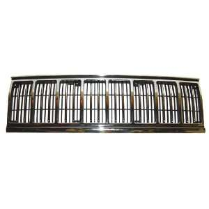 OE Replacement Jeep Cherokee/Wagoneer Grille Assembly