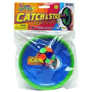 Catch & Stick Suction cup Ball & Paddle Toys & Games