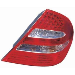 Mercedes E Class Sedan Replacement Tail Light Unit (With