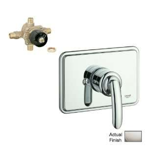 GROHE Talia Brushed Nickel Single Handle Tub and Shower Faucet Trim