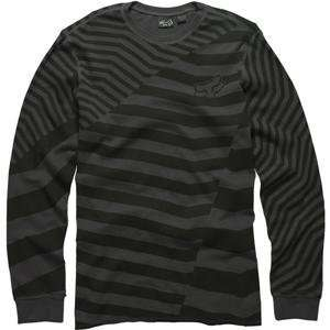 Fox Racing Berzerker Thermal   Small/Charcoal Automotive