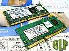 Made In Taiwan GDDR3 DDR3 2GB 2x1GB Laptop Memory Fit all Laptop w