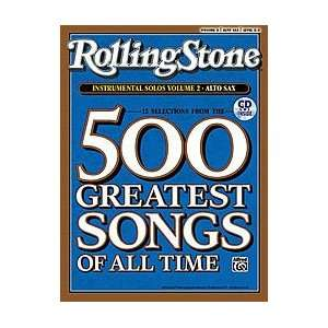 Selections from Rolling Stone Magazines 500 Greatest Songs