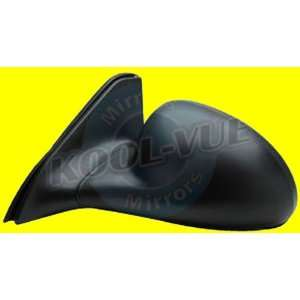 QP F6222 a Ford Black Manual Driver Side Mirror