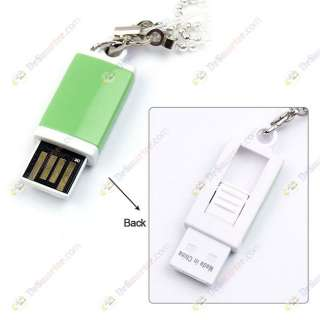 Worlds Smallest Mrico USB Flash Memory Stick Drive 8GB