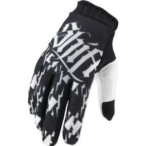 Fox Racing SHIFT Intake Glove Black/White S(8) Automotive