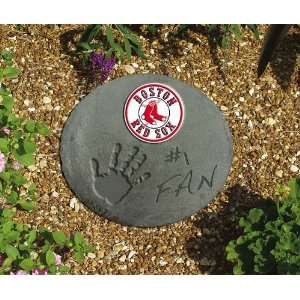 Boston Red Sox Stepping Stone Kit Patio, Lawn & Garden