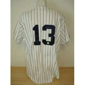 Alex Rodriguez Signed Uniform   A Rod   Autographed MLB