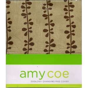 Amy Coe Zoology Changing Pad Cover Baby