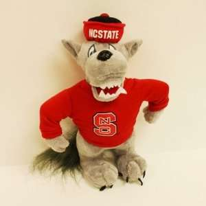 North Carolina State Wolf Pack 10 Plush Mascot Sports