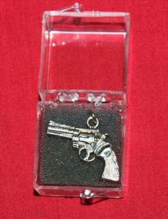 COLT Firearms Factory Python Nickel Necklace Pendent
