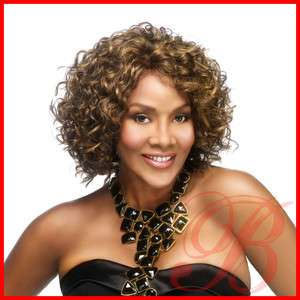 Pure Stretch Cap Combination Spiral Curls Full Wig OPRAH 2 (Choose