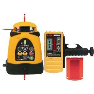 57 LM2000 Horizontal and Vertical Indoor/Outdoor Rotary Laser Level