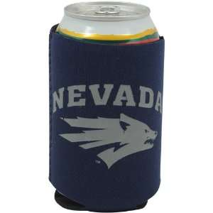 NCAA Nevada Wolf Pack Collapsible Koozie