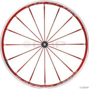 Fulcrum Racing Zero Front Red Clincher Wheel