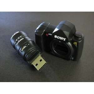 Sony A900 High Speed USB Flash Drive Miniature 8GB 8G