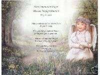 FIRST COMMUNION PRAYER Personalized Poem Print Name ~