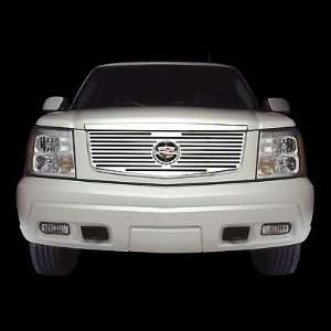 Cadillac 02 06 Escalade, EXT Chrome Liquid Boss Grille