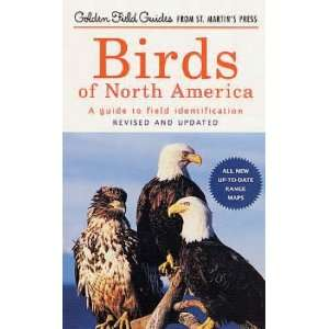 Golden Field Guide   Birds of North America Everything