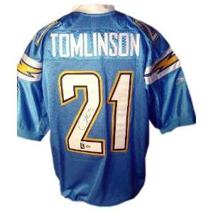 LaDainian Tomlinson San Diego Chargers Autographed Style
