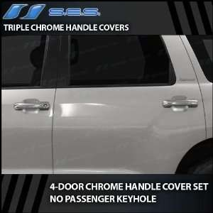 2007 2012 Toyota Tundra Chrome Door Handle Covers